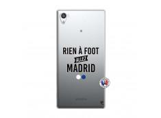 Coque Sony Xperia Z5 Premium Rien A Foot Allez Madrid