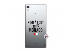 Coque Sony Xperia Z5 Premium Rien A Foot Allez Monaco