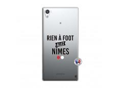 Coque Sony Xperia Z5 Premium Rien A Foot Allez Nimes