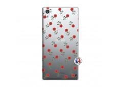 Coque Sony Xperia Z5 Premium Rose Pattern