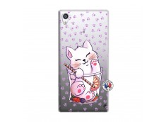 Coque Sony Xperia Z5 Premium Smoothie Cat