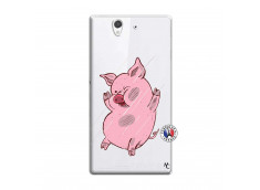 Coque Sony Xperia Z Pig Impact