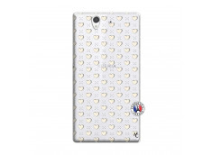 Coque Sony Xperia Z Little Hearts