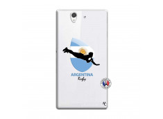 Coque Sony Xperia Z Coupe du Monde Rugby-Argentina