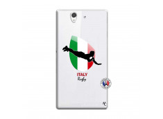 Coque Sony Xperia Z Coupe du Monde Rugby-Italy