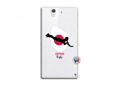 Coque Sony Xperia Z Coupe du Monde Rugby-Japan