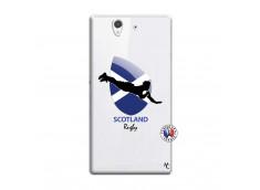 Coque Sony Xperia Z Coupe du Monde Rugby-Scotland