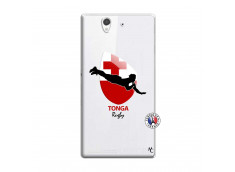 Coque Sony Xperia Z Coupe du Monde Rugby-Tonga