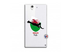 Coque Sony Xperia Z Coupe du Monde Rugby-Walles