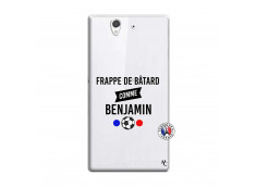 Coque Sony Xperia Z Frappe De Batard Comme Benjamin