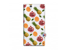 Coque Sony Xperia Z Fruits de la Passion