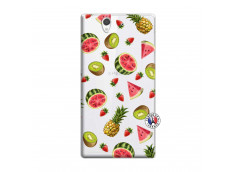 Coque Sony Xperia Z Multifruits