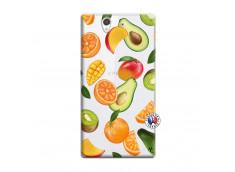 Coque Sony Xperia Z Salade de Fruits