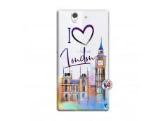 Coque Sony Xperia Z I Love London