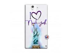Coque Sony Xperia Z I Love New York