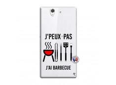 Coque Sony Xperia Z Je Peux Pas J Ai Barbecue