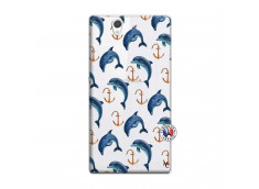 Coque Sony Xperia Z Dauphins