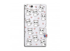 Coque Sony Xperia Z Petits Chats