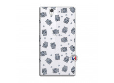 Coque Sony Xperia Z Petits Hippos