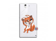 Coque Sony Xperia Z Fox Impact