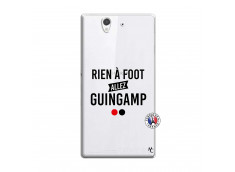 Coque Sony Xperia Z Rien A Foot Allez Guingamp