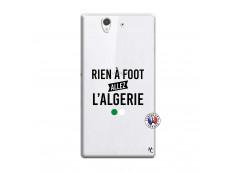 Coque Sony Xperia Z Rien A Foot Allez L Algerie