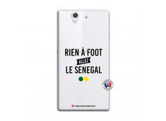 Coque Sony Xperia Z Rien A Foot Allez Le Senegal