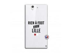 Coque Sony Xperia Z Rien A Foot Allez Lille