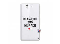 Coque Sony Xperia Z Rien A Foot Allez Monaco
