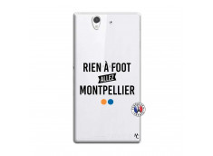Coque Sony Xperia Z Rien A Foot Allez Montpellier