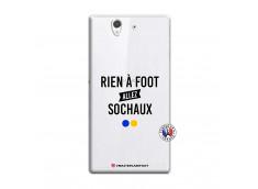 Coque Sony Xperia Z Rien A Foot Allez Sochaux