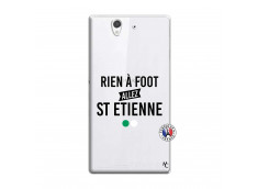 Coque Sony Xperia Z Rien A Foot Allez St Etienne