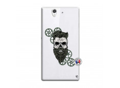Coque Sony Xperia Z Skull Hipster
