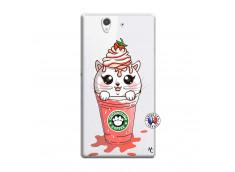 Coque Sony Xperia Z Catpucino Ice Cream