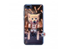 Coque Huawei Y5 2018 Cat Nasa Translu