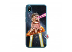Coque Huawei Y5 2019 Cat Pizza Translu