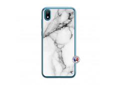 Coque Huawei Y5 2019 White Marble Translu