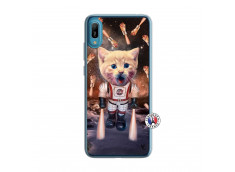 Coque Huawei Y6 2019 Cat Nasa Translu