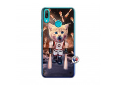 Coque Huawei Y7 2019 Cat Nasa Translu