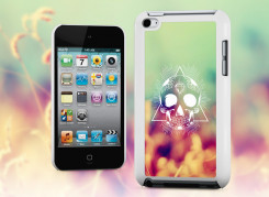 Coque iPod Touch 4 Skull Swag