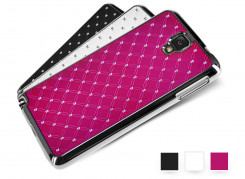 Coque Samsung Galaxy Note 3 Lite Luxury Leather