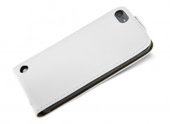 Etui iPod Touch 5 Business Class-Blanc
