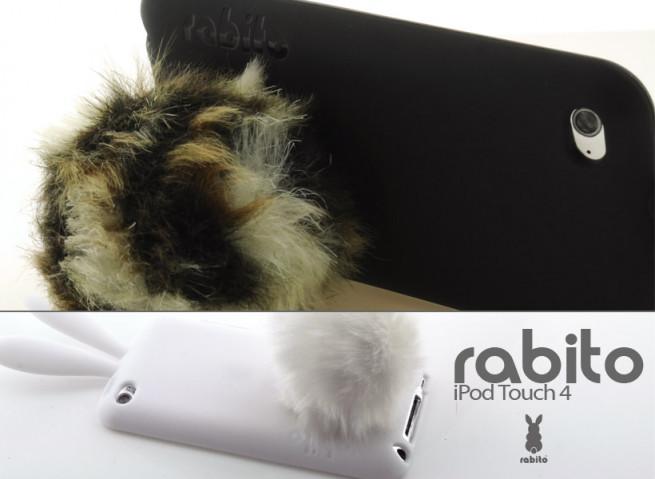 Coque iPod Touch 4 Rabito