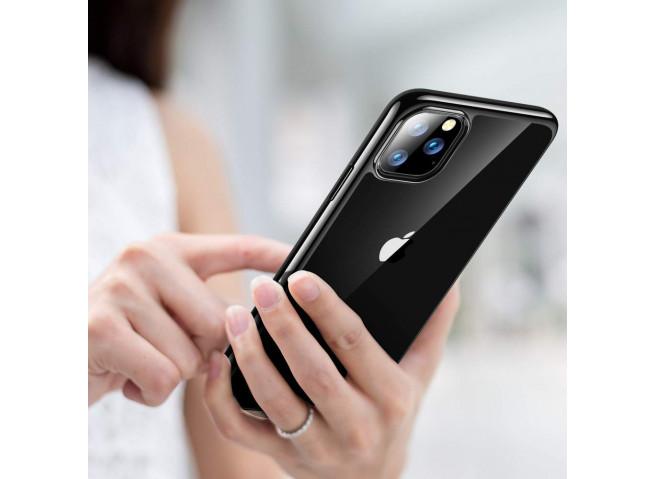 Coque iPhone 11 Black Flex