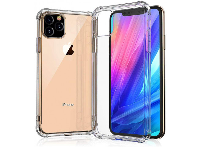 Coque iPhone 11 Clear Shock