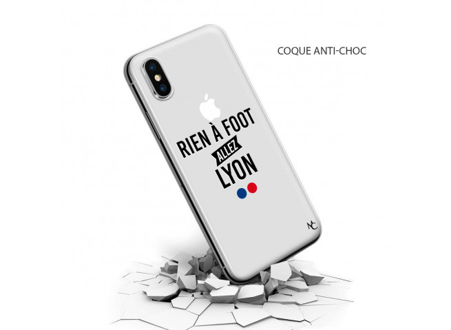 Coque iPhone 5/5S/SE Rien A Foot Allez Lyon | Master Case