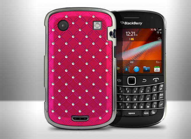 Coque BlackBerry Bold 9900/9930 -  Luxury Leather