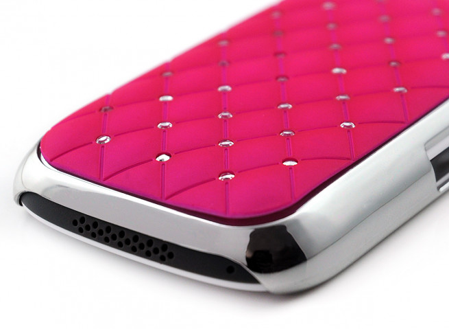 Coque Blackberry 9220/9320 Luxury leather