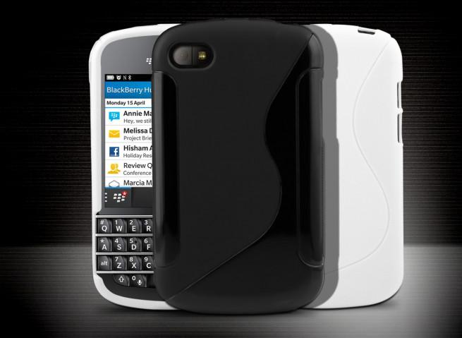 Coque Blackberry Q10 - Grip Flex