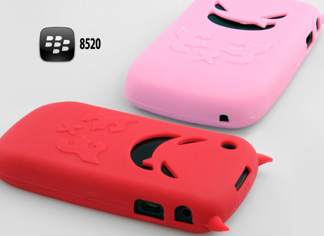 Coque Blackberry Curve 8520 Devil's Case